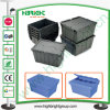 Plastic Stacking Tote Box and Turnover Box