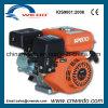 Wd168 Gasoline Engine with 4-Stroke Ohv Single Cylinder