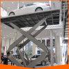 Ce Certification Hydraulic Electric Scissor Auto Car Lift for Sale