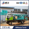 15 Meters Depth Small Auger Piling Machine with All-in-One Structure