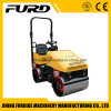 Hydraulic Vibration Self-Propelled Vibratory Road Roller with 1 Ton Weight (FYL-890)