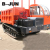 Crawler Small Transportation Dump Truck Mini Dumper Truck with High Quality