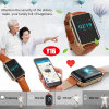 Senior Health Monitoring GPS Tracker Watch for Elderly People with Heart Rate Y16