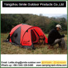 Double Decker Curve Waterproof Under The Weather Mountain Tent OEM