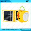 Solar Panel Light with 4500mA Rechargeable Battery