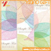 Custom Leaves Paper Book Mark Souvenir Gift (YB-HR-2)