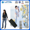 2015 New Trade Show Folding Booth Spring Pop up Display Stand / Spring Pop up Display Stand