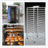 Ce Approved Bread Oven / Rotary Oven with 32 Trays