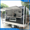 Used Mobile Food Trucks for Sale in China with Ce