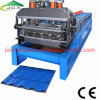 Glazed Roof Tile Making Machine Glazed Tile Roll Forming Machine