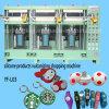 Yf-L03 Silicone Carton Silicone Key Chain Shapping Making Machine
