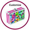 Custom Colored Pencil Case