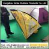Fiberglass Tent Logo All Over Print Waterproof Beach Fishing Tent