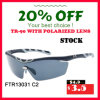 Stock! Best Cheapest Sport Polarized Fishing Sunglasses with Ce Certificate