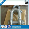 Us Type Chain Safety Pin Alloy Steel G2150 Chain Shackle