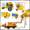 Robot Arm Concrete Automatic Spraying Tunneling Construction Machine