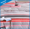 100%Cotton Stripe 500tc Home Bedding Fitted Sheet Set