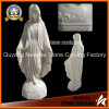 Natural Stone Carving White Marble Statue Sculpture