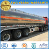 45000 L Aluminum Alloy Fuel Tanker 45cbm Fuel Tank Truck Trailer for Sale