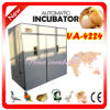 Holding 4000 Eggs Digital Automatic Incubator with CE Marked