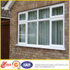 Aluminum UPVC Glass Casement Window with AS/NZS2208