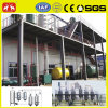 1-100t Engineer Available Crude Sunflower Oil/Peanut Oil/Soybean Oil/Rapeseed Oil/Cottonseed Oil Refinery Equipment