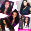 Malaysian Virgin Human Hair 4X4 Deep Curly Lace Closures