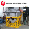150kg Induction Cored Melting Furnace / Line-Frequency Cored Induction Furnace