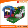 Inflatable Jumping Moonwalk Dog Bouncer with Slide (T3-097)