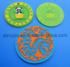 2d Soft PVC Promotional Coaster (ASNYC-16)
