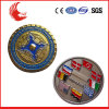 Professional Custom Challenge Coins with Soft Enamel for Gifts