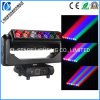 7*40W LED Zooming Beam Wash Moving Head Light Pixel Bar Spider