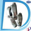 Stainless Steel Pipe Fitting Pipe Fitting Dimension Stainless Steel Clamp