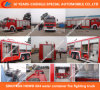 Sinotruk HOWO 6X4 Water Container Fire Fighting Truck