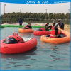 Animal Water FRP Bumper Boat Powred by Battery 12V 33ah for 1-2 Kids with FRP Body and PVC Tarpaulin Tube