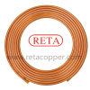 C12200 Refrigeration Copper Pancake Copper Coil