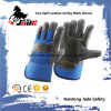 Dark Cowhide Furniture Leather Hand Safety Industrial Work Glove