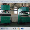 C Type Rubber Hydraulic Vulcanizing Press for Corrugated Wall Belt