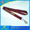 Cheap Customized Lanyard Strap with Free Design for Work Card (XF-LY14)