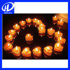 Home Decoration Safety Eco-Friendly Material Can Use Be Holder and Jars Tealight Candle