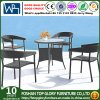 Outdoor Furniture Synthetic Rattan Dining Table Set (TG-072)