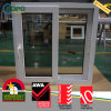 UPVC Vinyl Double Glazed Sliding Window Australia Standards As2047