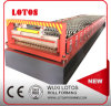 Small Corrugated Roof Panel Roll Forming Machine with Wall Structure