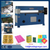 Double Hands Operated Bath Sponge Cutting Machine