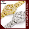 Belbi Flower Diamond Special Dial Design for Women Analog Wristwatch