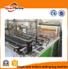 Polythene Flat & Vest Bottom Sealing Cold Cutting Bag Making Machine