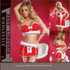 New Year Sexy Cosplay Lingerie Christmas Dance Wear Costume (7277)