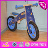 2016 New Brand Design Kid Wooden Balance Bike, Popular Wooden Road Bike, Top Fashion Children Wooden Walking Bike W16c112