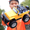 Popular Child Small Special Armoured Electric Vehicle Toy Utility 4 Wheels off Road RC Car