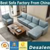2018 New Arrival China Exporting L Shape Home Furniture Leather Sofa (8069)